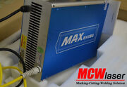 Mcw 20w 30w 50w Max Fiber Laser For Marking Machine Upgrading Replacement Metal