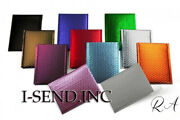 Poly Bubble Mailers Metallic Any Color Any Size  New Colors Great Price