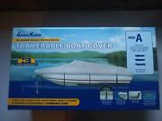 Harbor Master Boat Cover Size A 150 Denier Polyester