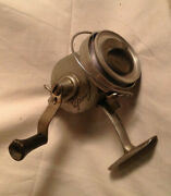 Apache Fishing Reel, Airex, Open Face, Made In Usa, Division Of Lionel Corp.