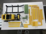 1970's Mego Happy Day Fonzie's Garage And Jalopy Parts Lot To Complete See Pics
