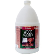1 Gallon Wood Hardener For Damaged And Rotted Wood Pre Mixed Shrink Resistant