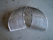 Caddy 1939 Cadillac Lasalle L And R Grilles Hot Rod Rat Rod Rare 39 Grills