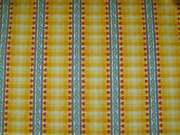 Kravet Pierre Deux French Country Gordon Check Fabric 9 3/4 Yards Yellow Multi
