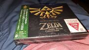 Legend Of Zelda Game Music Collection Sealed And Bonus Collectibles