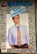 Now Comics Married With Children Comic Book 4 Al Bundy Cover Reader Copy