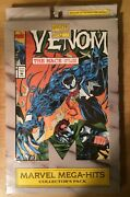 Rare 1994 Marvel Collector's Pack Venom The Mace Series Comic Book Lot 1, 2, 3