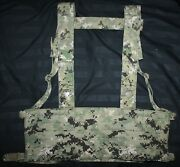 New Aor2 First Spear Molle H Strap Chest Rig 6/12 Pouch Sof Cag Seal Devgru