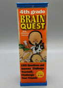Brain Quest 1,500 Questions And Answers-4th Grade Updated Edition-ages 9-10