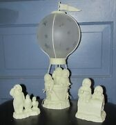Department 56 Come Fly With Me Limited Edition Set Of 3 Snowbabies
