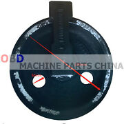 1x Front Idler For Mitsubishi Mm55sr Mini Excavator Undercarriage Parts