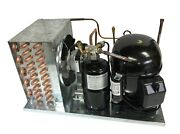 New Indoor Condensing Unit 3/4 Hp High Temp R134a 220v Embraco Nt6217z2