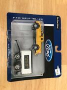 Ertl Ford F-150 With Pup Trailer Diecast Truck