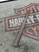 Stock Harley Knucklehead Panhead Springer Front-end Axle For 1936-1948 Big Twins