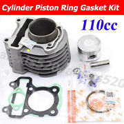 50mm Cylinder Piston Ring Kit For Honda Dio Vision 110 Nsc110 Nsc 110 2011- 2016