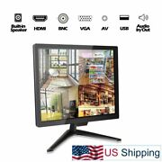 17 Inch Security Monitor, Cocar Security Monitor Screen, Lcd Cctv Display