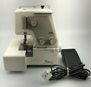 My Lock By New Home Seger Sewing Machine Model 203 110-120v 60 Hz W/ Peddle