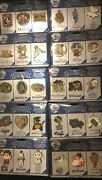 Disney Store 30th Collection Limited Edition Pins Complete 1-10 Week