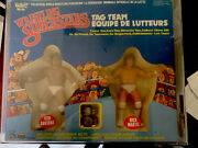 Wwf Ljn Tag Team Strike Force Afa Graded 60