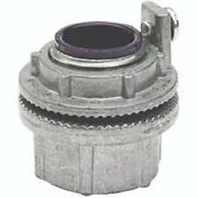 Wh-7ag 2-1/2and039and039 Wh Series Weather Proof Conduit Hub With Ground Screw Pack Of 2