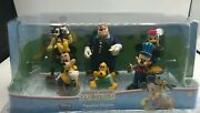 Disney Mickey Mouse Clubhouse Figurine Playset Set Of 6 New Disney Authentic