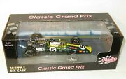 1/18 Quartzo Lotus 49 Ford Cosworth South African Gp 1968 Graham Hill