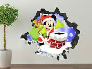 Mickey Mouse Adventure Custom Wall Decals 3d Wall Stickers Art Gs278
