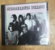 Jefferson Airplane Surrealistic Pillow Us Cd Initial Grunt Records Issue