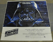 Star Wars Empire Strikes Back 81x81 Nm 6-sheet Movie Poster 1980 Harrison Ford