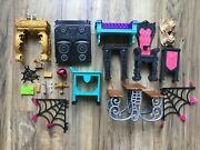 Monster High Furniture Lot. A Little Bit Of Everything