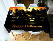Halloween Eyes 3d Tablecloth Table Cover Cloth Rectangle Wedding Party Banquet