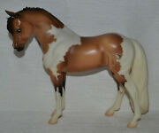 Breyerbay Pinto Bouncer Only From Jcp Holiday Set W/ Cleveland Baywelsh Pony