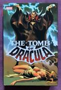 Tomb Of Dracula Omnibus Vol 1 Gene Colan Cover 1st Edition 1st Print Marvel 2008