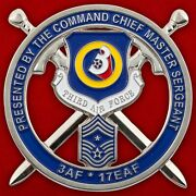 Challenge Coin. Usaf In Europe. Usa Army. Air Force. Navy. Soldiers.