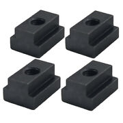 4pcs Bed Rail Nuts Cleat Tie Down Deck Rail For Toyota Tacoma And Tundra Tslot