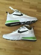 Nike Air Max 270 React And039white Grey Electric Greenand039 Ultra Rare Sold Out Everywher