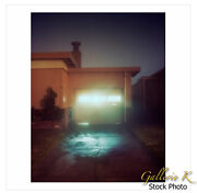 Signed Todd Hido 7851 2008 Limited Edition 6x6 Magnum Print New