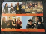 Charlies Angels 2000 German Lobby Cards Set Of 8 + Mini Poster + Postcards