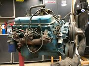 Gm Small Block With Transmission