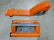 Metrotech Cable Fault Pipe Locator 9890 / 9890-brl Receiver And 990 Transmitter