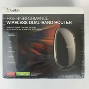 Belkin High Performance Wireless Dual Band Router N750
