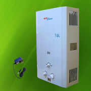 Brand New Lpg Propane Gas Tankless Water Heater 16l - Hot Choice™