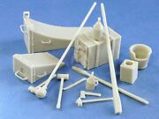Resicast 1/35 Artillery Accessories And Equipment Wwi No.2 Gun / Howitzer 352434