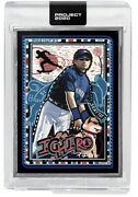 Topps Project 2020 Card 215 - 2001 Ichiro By Efdot - Artist Proof /20 In Hand