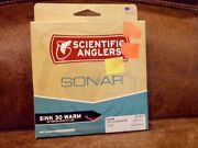 Sa Sonar Sink 30 Warm Wf-150-s Fly Line Red / Black - Sale And Free Us Ship