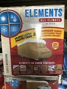 Elements All Climate Rv Cover Class C Motorhome 23'1 - 26'