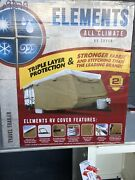Elements All Climate Rv Cover Travel Trailer Up To 20' Tyvek