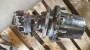 Rexroth Hydromatik Gmbh Hydraulic Motor 440.20.02.11 With Attached Drive