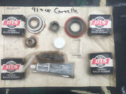 C4 91-96 Corvette Rear End Differential Rebuild Kit With Bearings Nos