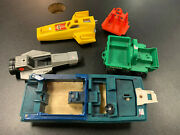 Vintage Fisher Price Toy Car Lot For Parts